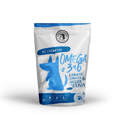 Cookie Dogster Galleta Para Perro Omega 3 y 6 100 g