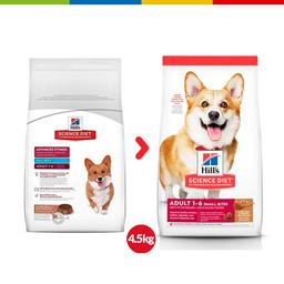 Hills Canine Adult L&R Smb 4.5 Lb Acom-00085