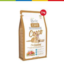Brit Care Cat Cocco Gourmand Gf X 2 Kg (64393)