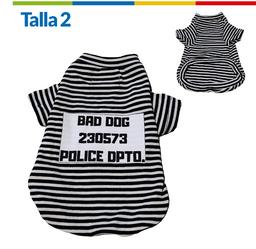 Disfraz Dog Preso Pdl Talla 2 (Bd02)