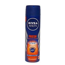 Desodorante Nivea Men Fresh Sport Spray 150 Ml