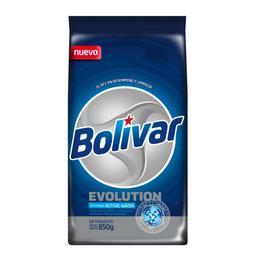 Detergente Bolivar Evolution Bolsa 800 G