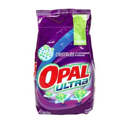 Detergente En Polvo Opal Floral Cristales Con Removedores De Man