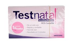 Testnatal D/embarazo Cassette