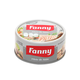 Filete de Atún Fanny en Aceite Vegetal 170 g
