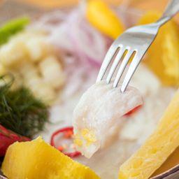 Ceviche Pescado Premium