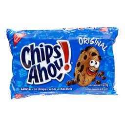 Galletas Chips Ahoy Nabisco Chocolate Pack 6 Unid X 45 G