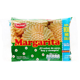 Galletas Margarita Sayón Pack 6 Unid X 50 G