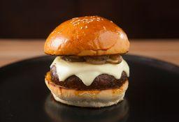 Kobe Truffle Burger