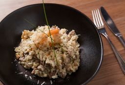 Risotto Surf & Turf