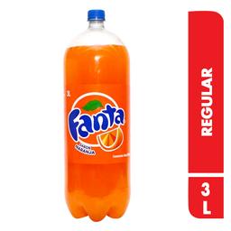 Gaseosa Fanta Botella 3 L