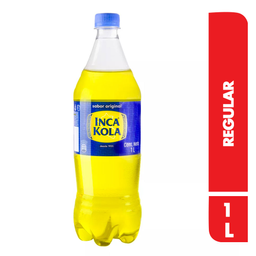 Gaseosa Inca Kola 1 L