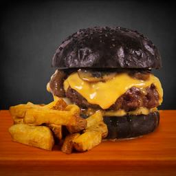 2x1 Rappi Black Burger