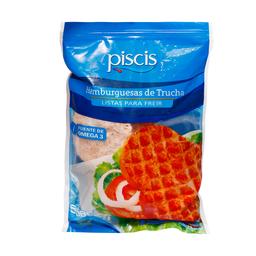Hamburguesa Piscis de Trucha 500 g