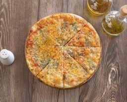 Pizza 4 Quesos Super