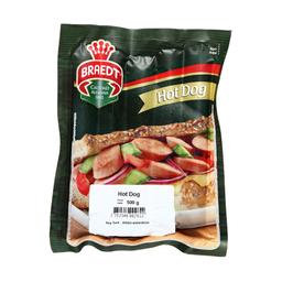 Hot Dog Braedt Paquete 500 G