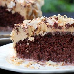 Torta de Tres Leches Chocolate