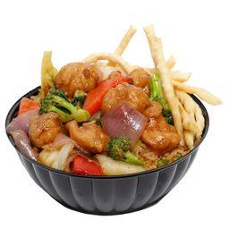 Combinado Pollo con Verduras