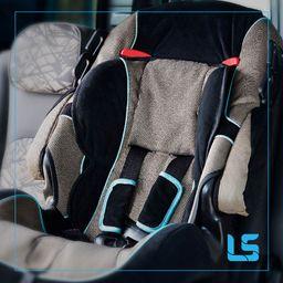 Car Seat: Lavado y desinfección