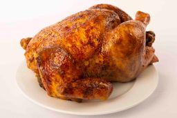 1 Pollo a la Brasa + Papas + Ensalada