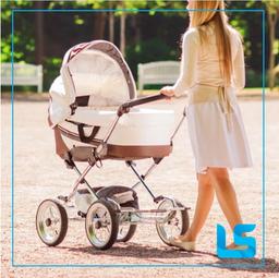 Coche de bebé/niño: Lavado y desinfección