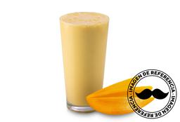 Jugo Mango Lúcuma con Leche