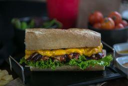 Sándwich Pollo BBQ