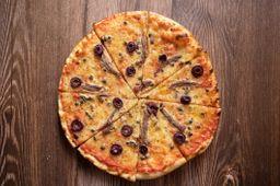 Pizza de Anchoas Familiar
