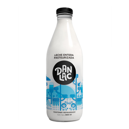 Leche Entera Danlac 900 mL