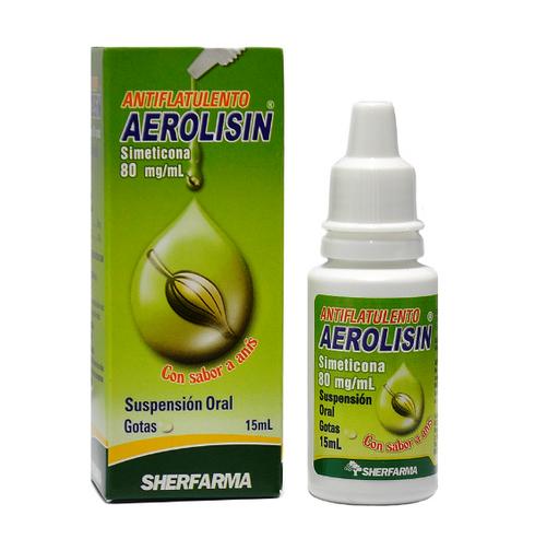 Aerolisin Anis 80 Mg Gotas