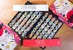 Tokio XL + Liverpool XL (80 Piezas)