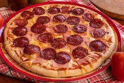 Pizza Familiar, Pan y Gaseosa