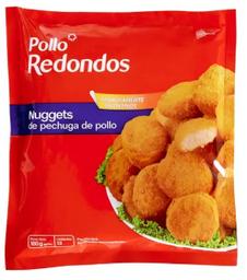 Nuggets De Pechuga De Pollo Redondos Bolsa 13 Unid