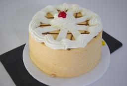 Torta 3 Leches Canela (12 Porciones)