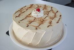Torta 3 Leches Canela (18 Porciones)
