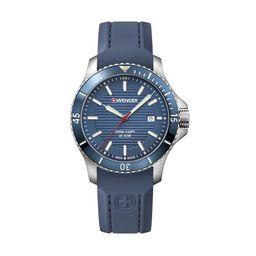 Reloj Seaforce 043 Blue Bezel