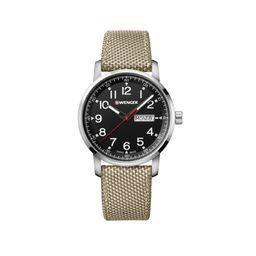 Reloj Attitude 042, Sst Case, Black Dial