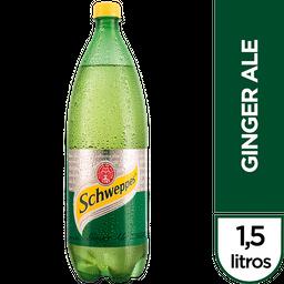 Gaseosa Schweppes Ginger Ale 1.5 L