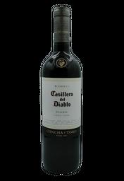 C/T Casillero Del Diablo Malbec 750 Ml