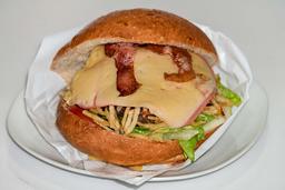 Hamburguesa Especial