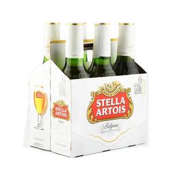 Cerveza Stella Artois 330 mL x 6