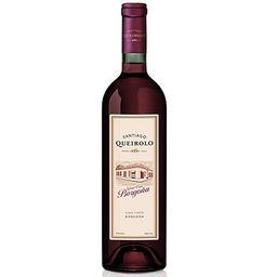 Vino Tinto Santiago Queirolo Gran Vino Borgoña 750 Ml