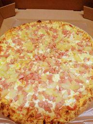 Pizza Hawaiana Chica