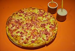 Pizza Especial Familiar