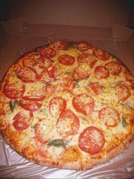 Pizza Margarita Familiar