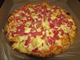 Pizza Chorizo Chica