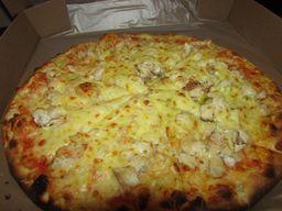 Pizza Pollo Mediana