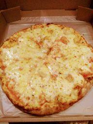 Pizza Queso Mediana