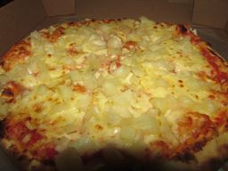 Pizza Piña Familiar