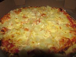 Pizza Piña Terminator